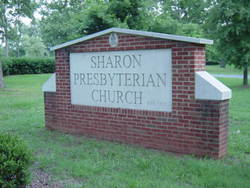 Sharon Presbyterian Church Cemetery