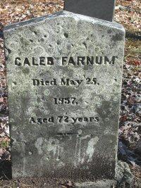 Caleb Farnum