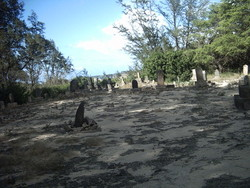 Paia Hongwanji Cemetery
