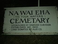 Na Wai Eha Cemetery