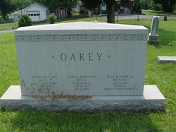 john m oakey in salem va
