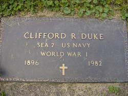 Clifford R. Duke