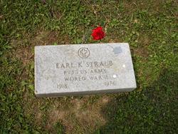 Earl Kenneth Straub