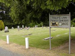 Philip E Linn Pioneer Cemetery