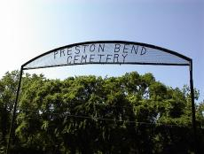 Preston Bend Cemetery