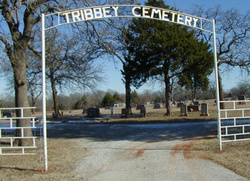Tribbey Cemetery