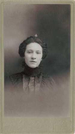 Rachel Mae <I>Henriod</I> Ingersoll