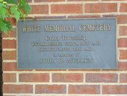 White Memorial Cemetery