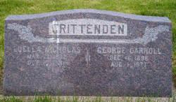 Luella <I>Nicholas</I> Crittenden