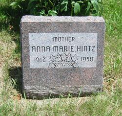 Anna Marie <I>Nichols</I> Hintz
