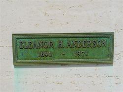Eleanor <I>Hunt</I> Anderson