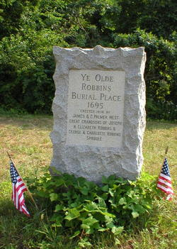 Ye Old Robbins Burial Ground