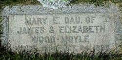 Mary Elizabeth Moyle