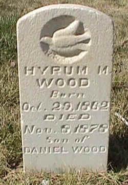 Hyrum M. Wood