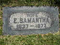 Elsie Samantha <I>Pulsipher</I> Brown