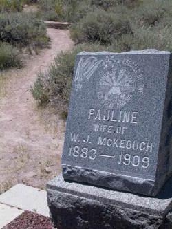 Pauline <I>Seiler</I> McKeough