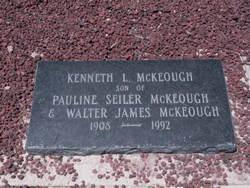Kenneth Livingston McKeough