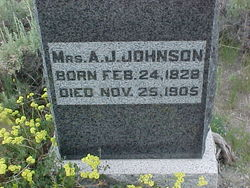 Mrs A J Johnson