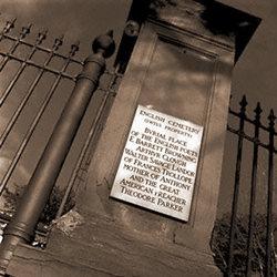 Cimitero Accatolico
