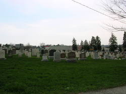 First Mennonite Cemetery