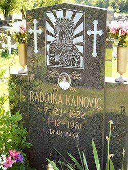 Radojka Kainovic