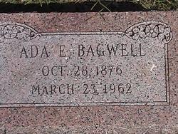 Ada Estella <I>Berry</I> Bagwell