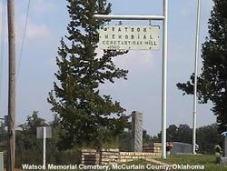 Watson Memorial Cemetery