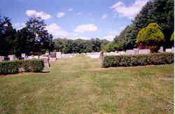 Titusville Methodist Church Cemetery