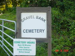 Gravel Bank Cemetery