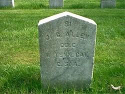 Pvt John G. Allen