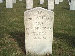 Pvt William Austin