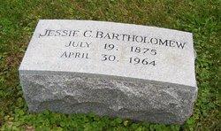 Jessie C <I>Claypool</I> Bartholomew