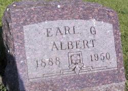 Earl G Albert