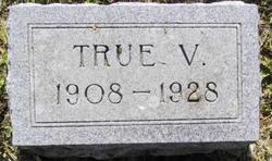 """Truman Vernon """"True"""" Cornelison"""