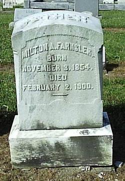 Milton A. Farnsler