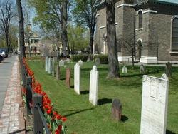 Old Dutch Churchyard
