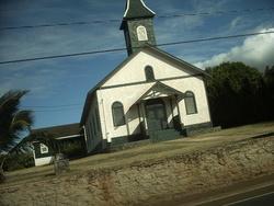 Paia Hawaiian Protestant Church Cemetery