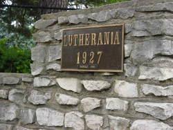 Lutherania Cemetery