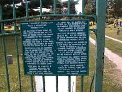 Ferris Center Cemetery