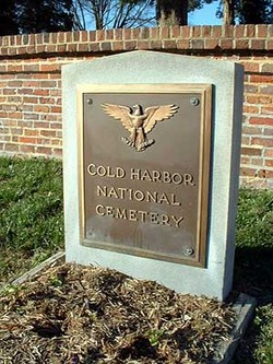 Cold Harbor National Cemetery