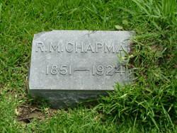 Robert M Chapman