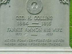 Fannie Ammon <I>Peddy</I> Collins