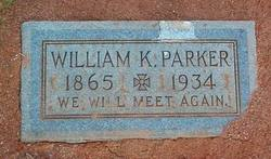 William King Parker