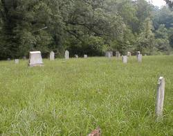 New Mossy Springs Cemetery