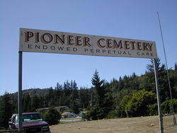 Coquille Pioneer Cemetery