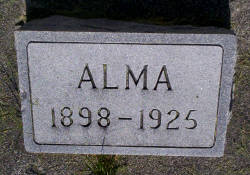 Alma B Thompson
