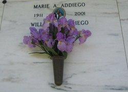 Marie Adelina <I>DeRenzi</I> Addiego