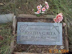 Josefita G. Blea