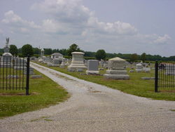 East Germantown Lutheran Cemetery