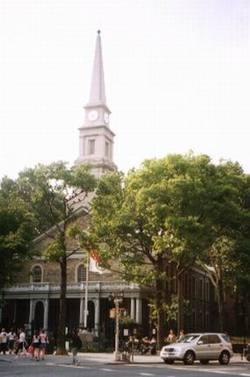Saint Mark's Church-In-The-Bowery
